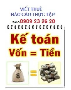 Kế toán vốn bằng tiền là gì